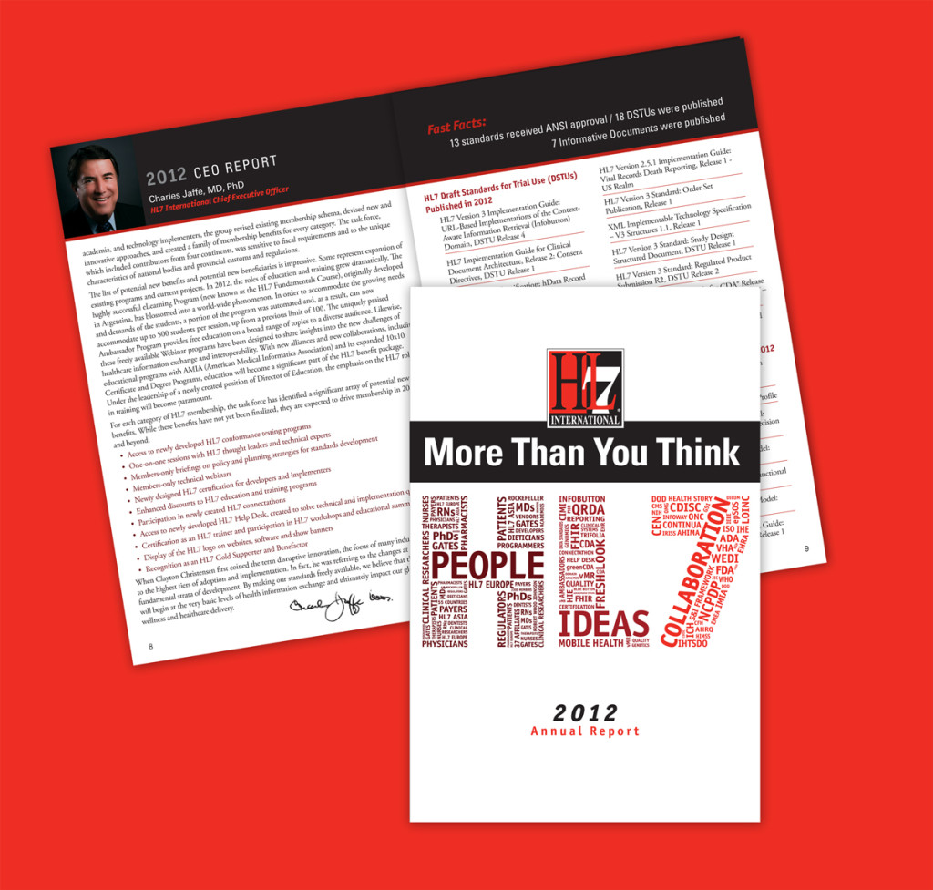 HL7 2012 Annual Report
