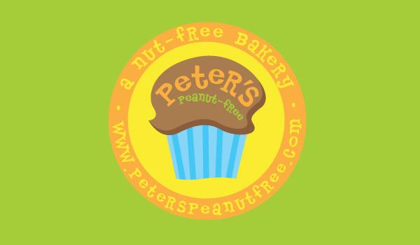 Peter's Peanut Free Logo