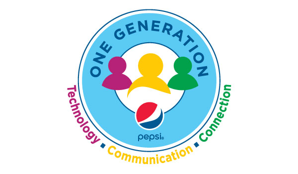Pepsi One Generation Logo